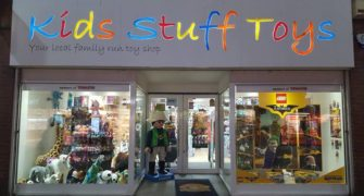Toy Shop located in Bognor Regis, West Sussex.