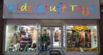 Toy Shop located in Bognor Regis, West Sussex.