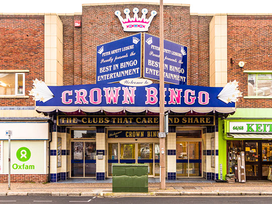 Crown Bingo Melbourne
