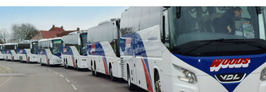 Woods Coach Travel Bognor Regis