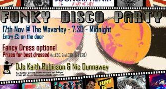 Bognorphenia event in Bognor Regis, West Sussex at The Waverley Pub