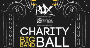 Charity Ball for ROX Bognor Regis, at Butlins.
