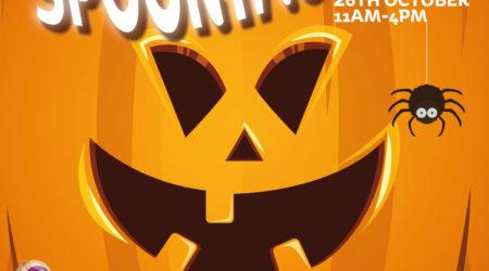 Halloween in Bognor Regis town centre