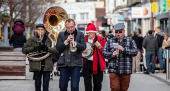 Christmas in Bognor Regis
